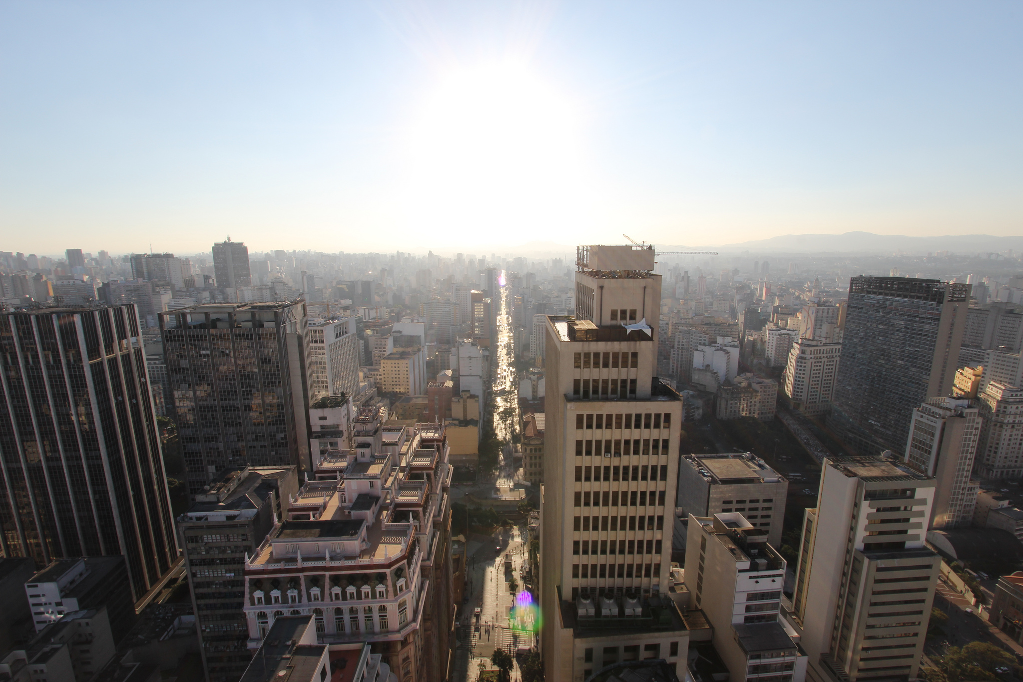 The Best Spots For Panoramic Views In São Paulo
