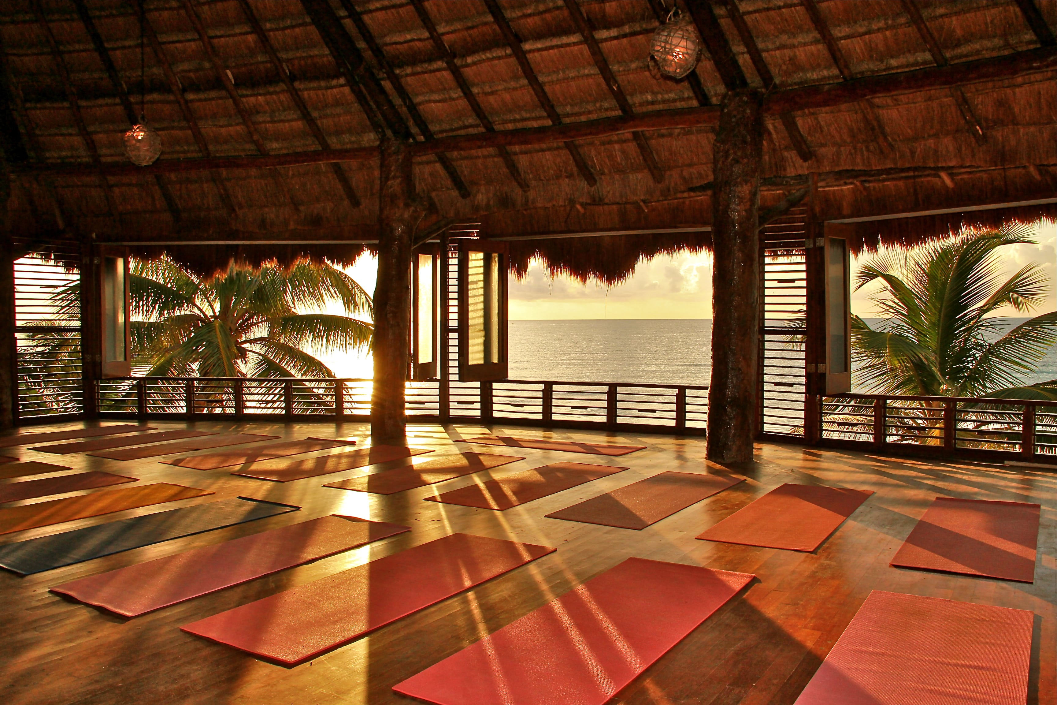 The Best Wellness And Yoga Studios In Tulum Mexico