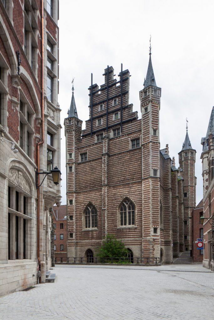 Butchers' Hall | © Sepp van Dun / courtesy of Visit Antwerp