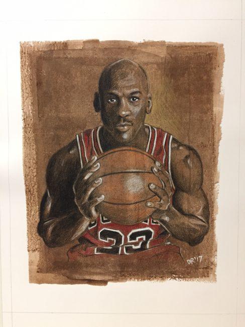 Michael Jordan | © Drake Ramberg