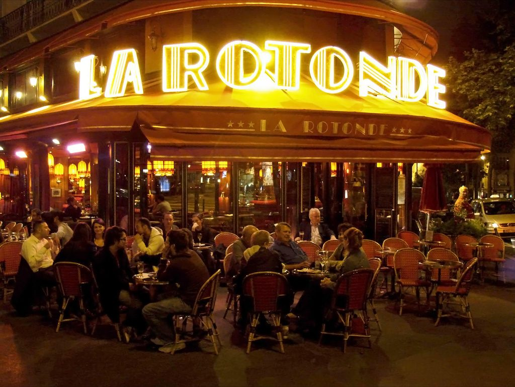 La Rotonde │© Yves Lorson / Wikimedia Commons