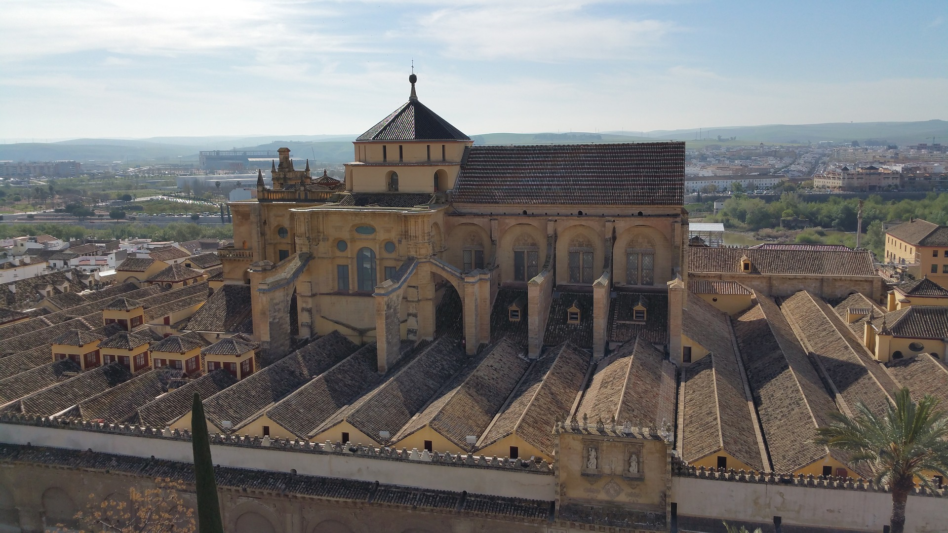 a brief history of the mosque cathedral of córdoba