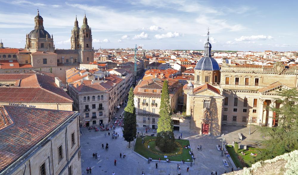 The 9-Minute Rule for Salamanca Spain