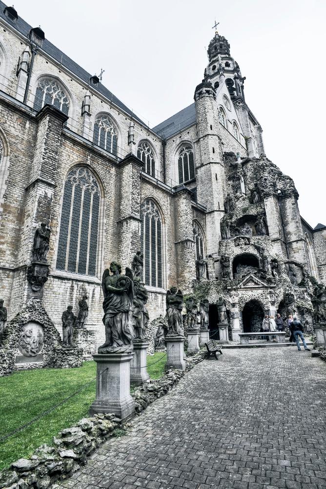 St. Paul's Church | © Dave Van Laere / courtesy of Visit Antwerp