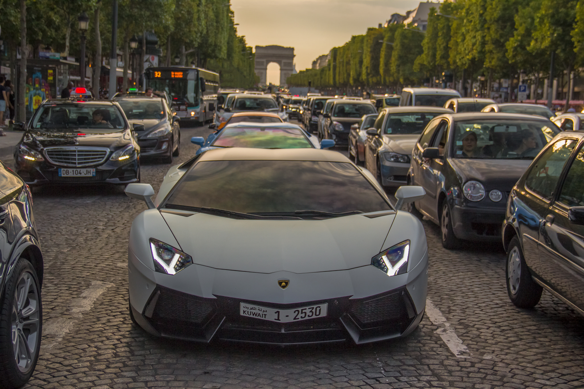 Paris Will Be Having A Car-Free Day
