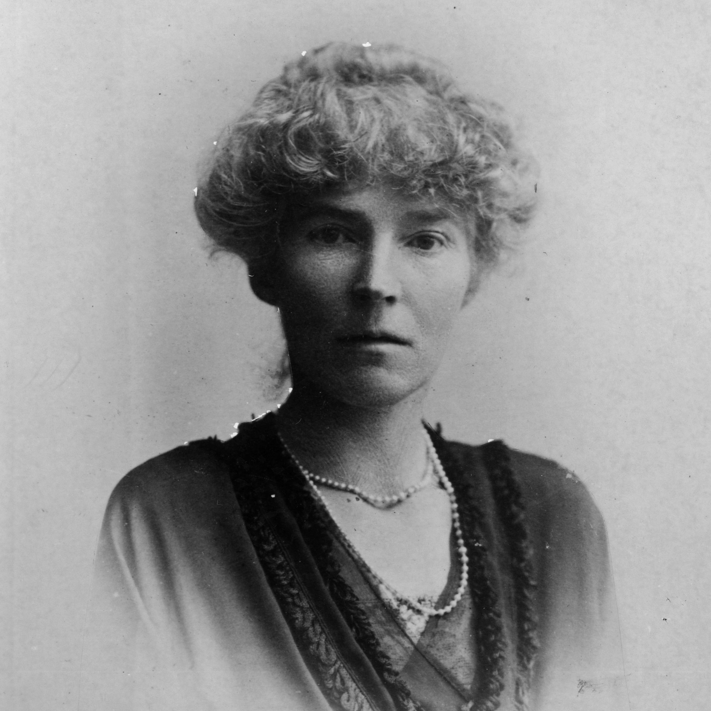 Gertrude Bell, around 1900 | © The Gertrude Bell Library/Newcastle University