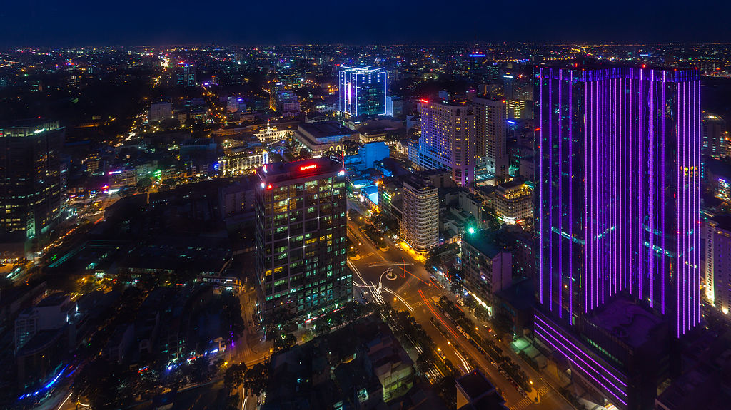 The Best Places To Have Drinks With A View In Ho Chi Minh City
