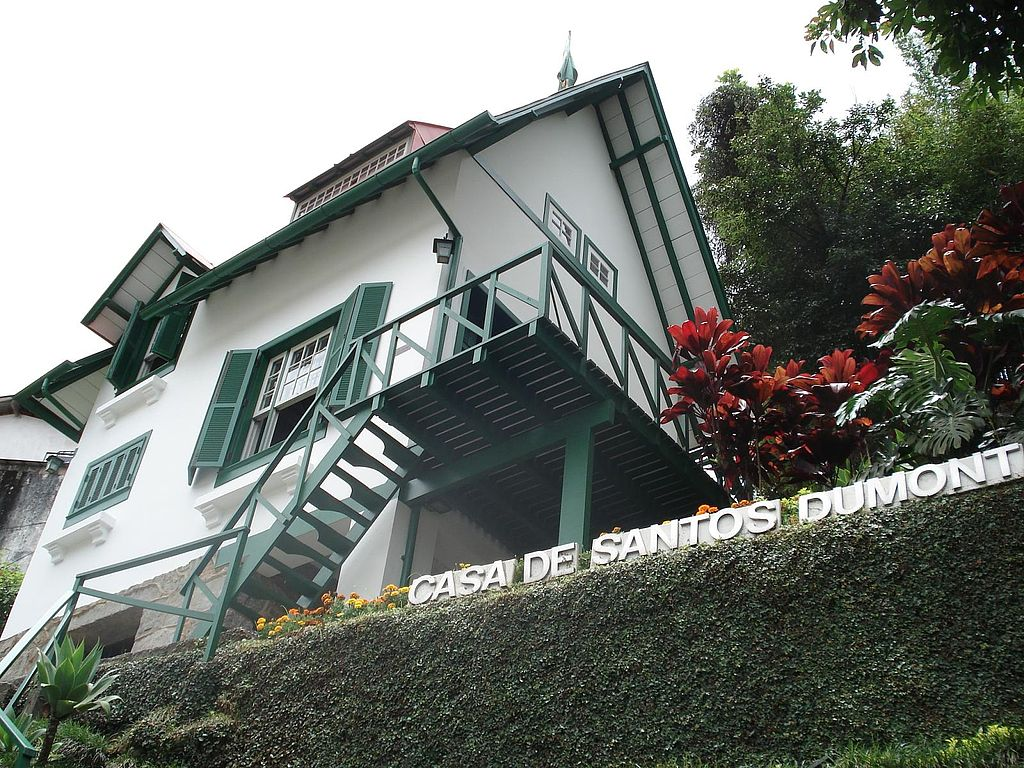 Casa de Santos Dumont |© Stella Dauer/WikiCommons