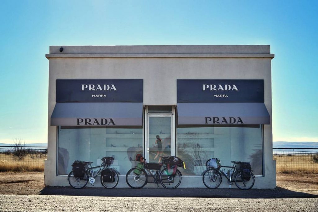 Prada Marfa in Texas | © Greg Powell