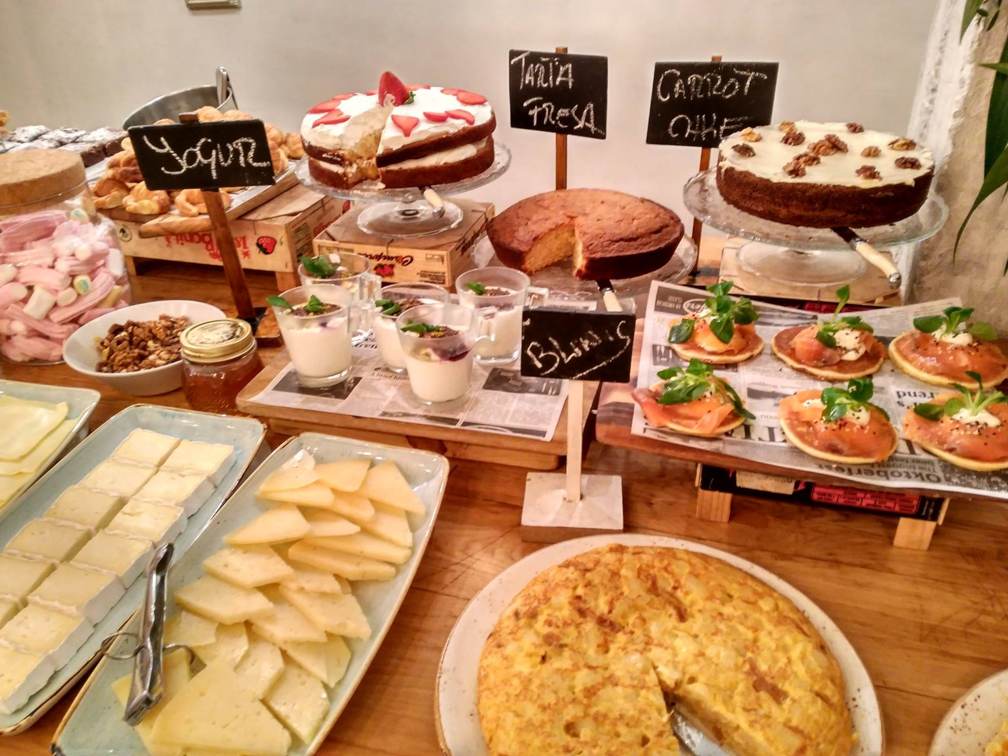 the 10 best brunch and breakfast spots in bilbao rh theculturetrip com ideas for breakfast brunch buffet ideas for easter brunch buffet