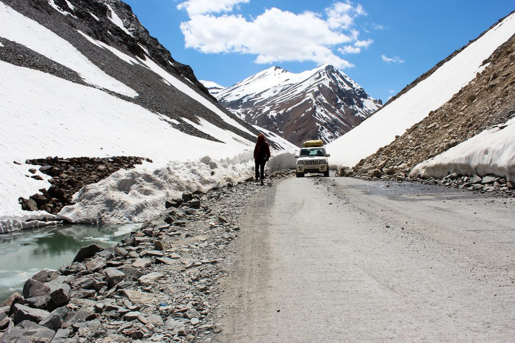 Manali to Leh road trip   © Silver Blue / Flickr