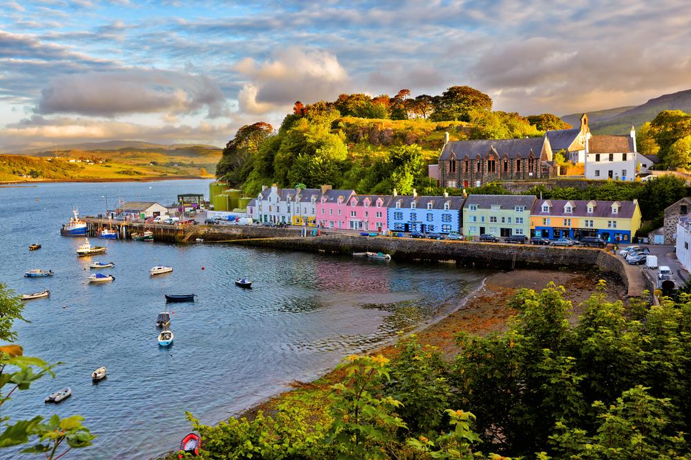Portree, Isle of Skye | © Nataliya Hora/Shutterstock
