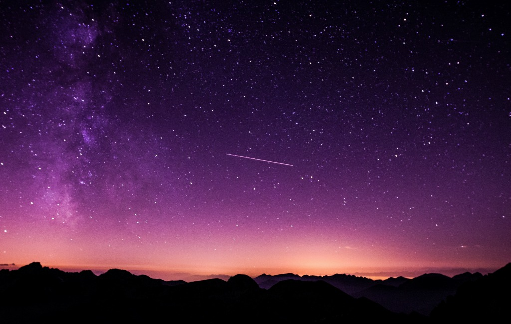 The Best Places To Watch Shooting Stars In UK