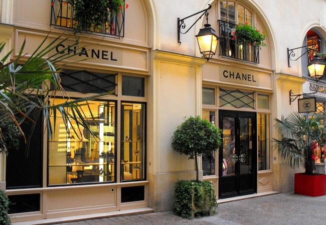 Chanel boutique, Paris │© Spixey / Wikimedia Commons