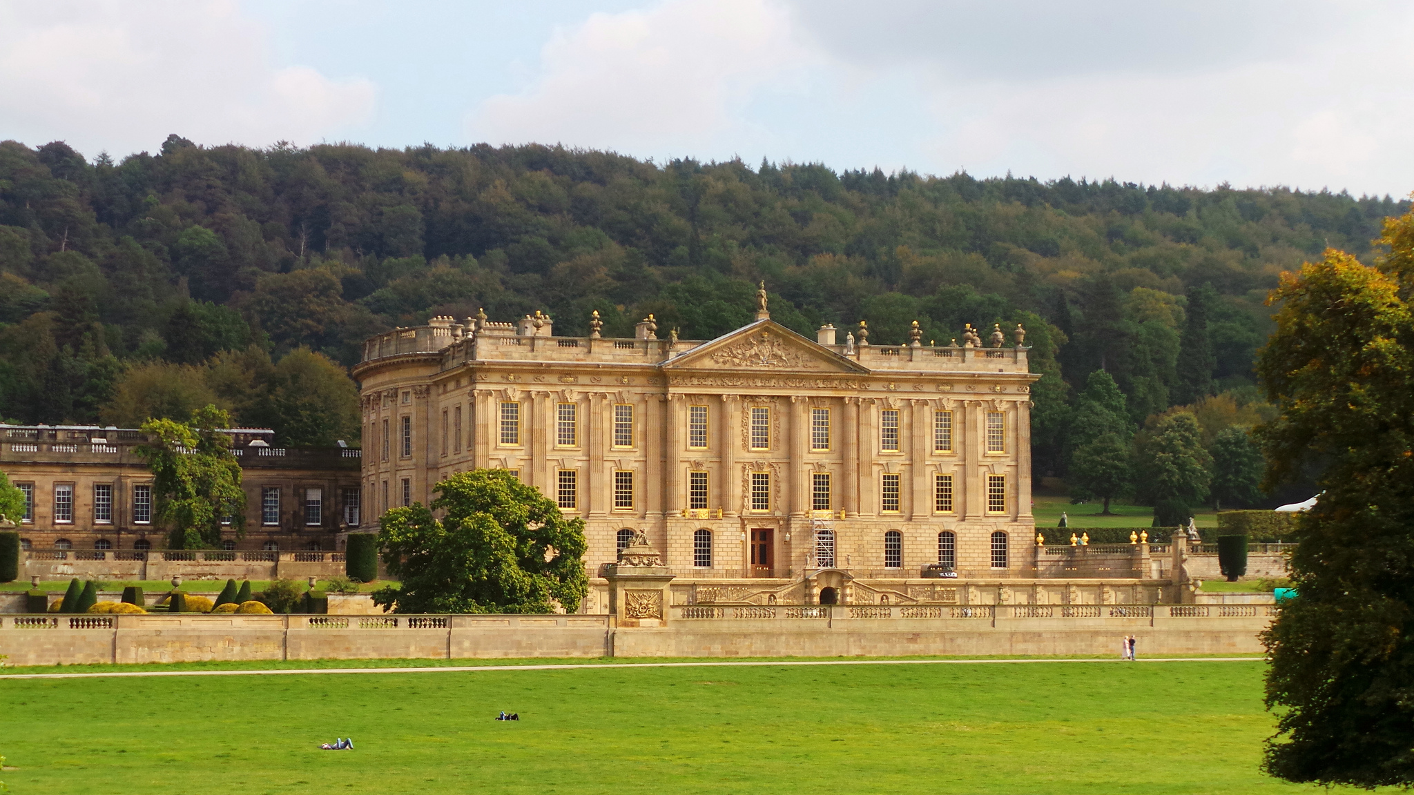 The Most Beautiful Stately Homes in England