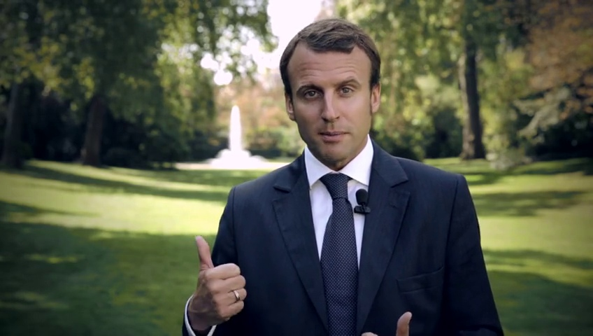 French President Macron Has Spent 30 000 On Makeup In Three Months