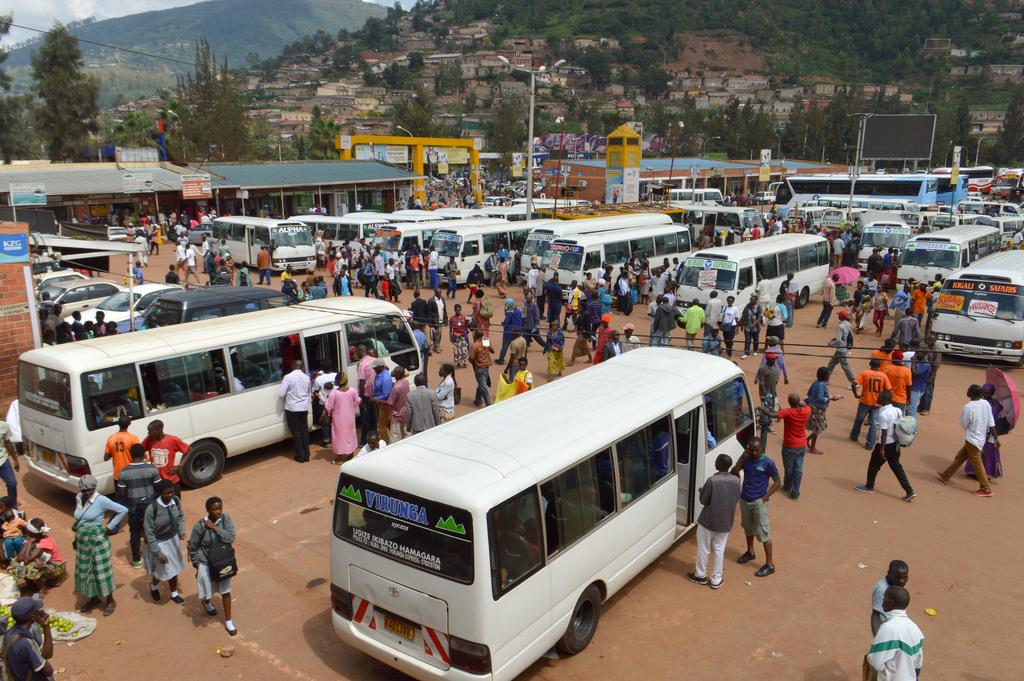 Nyabugogo bus station