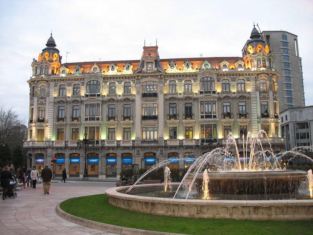 Oviedo, Asturias, Spain | ©Silvia Alba / Wikimedia Commons