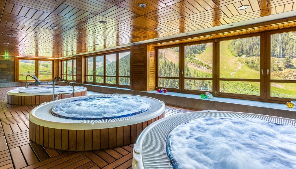 The Top 10 Spa Centres in Andorra