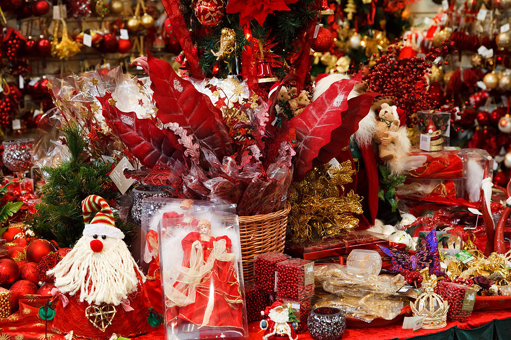 where to go christmas shopping in taipei - Best Shop For Christmas Decorations