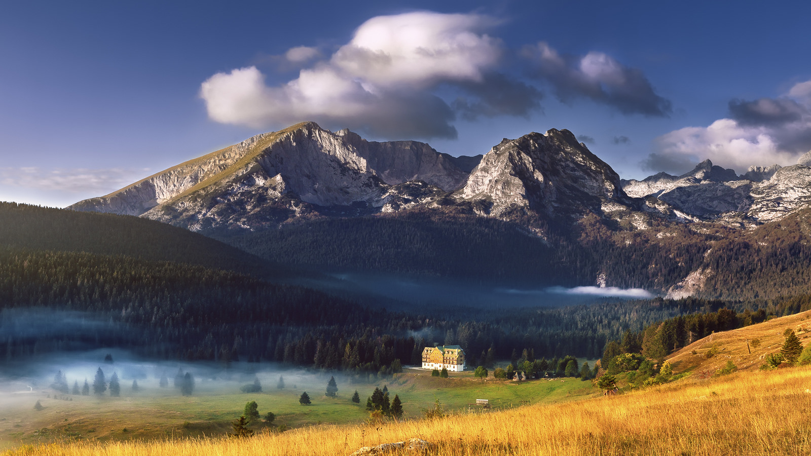 Durmitor National Park | © Ky0n Cheng/Flickr