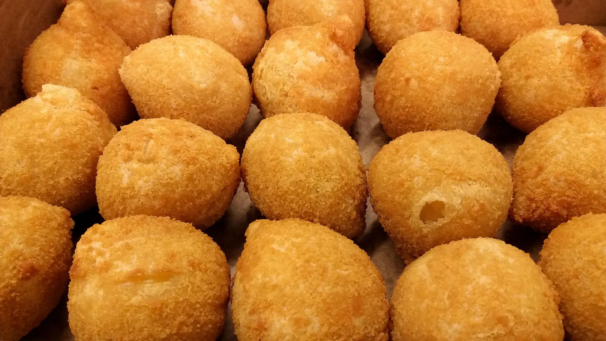 Meet Your New Favorite Snack: Brazil's Deep-Fried Coxinha
