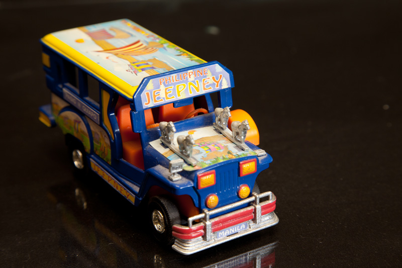 How The Jeepney Became A Filipino National Symbol