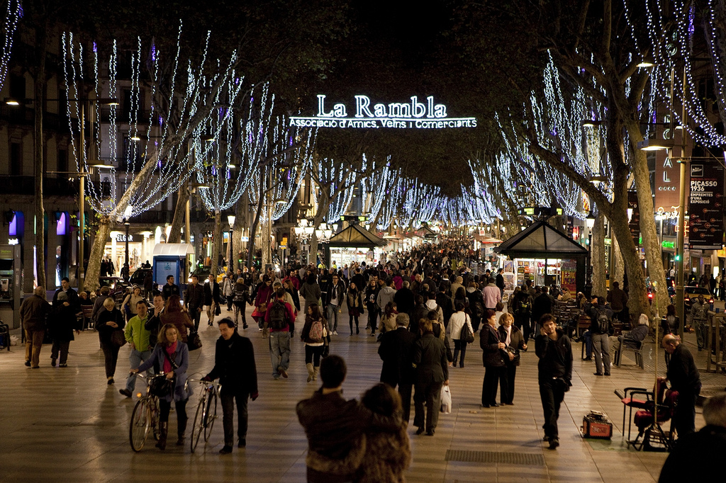 Christmas In Barcelona Spain.How To Spend Christmas And New Year In Barcelona
