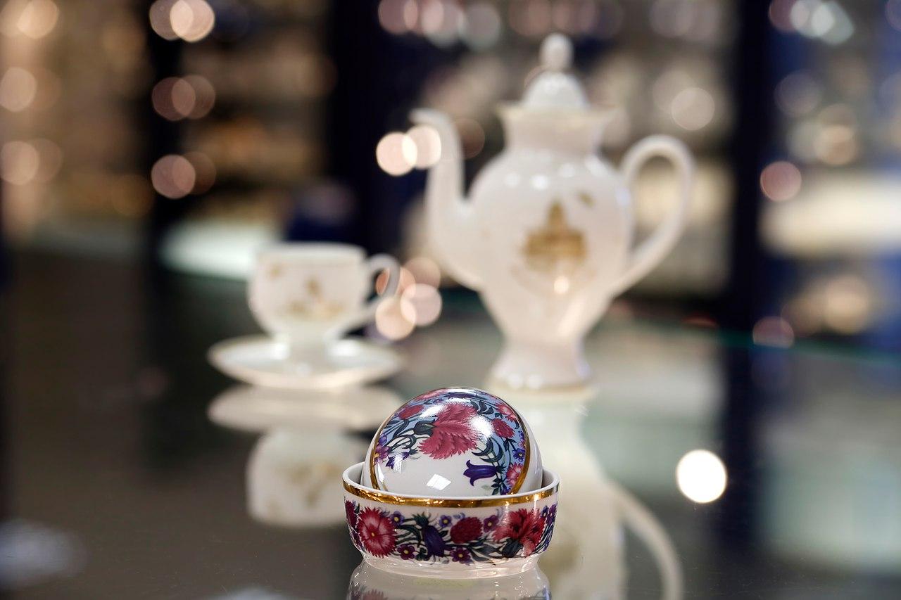 Antique Russian Porcelain Easter Egg By Imperial Porcelain Factory St Petersburg Long Performance Life Antiques Eggs