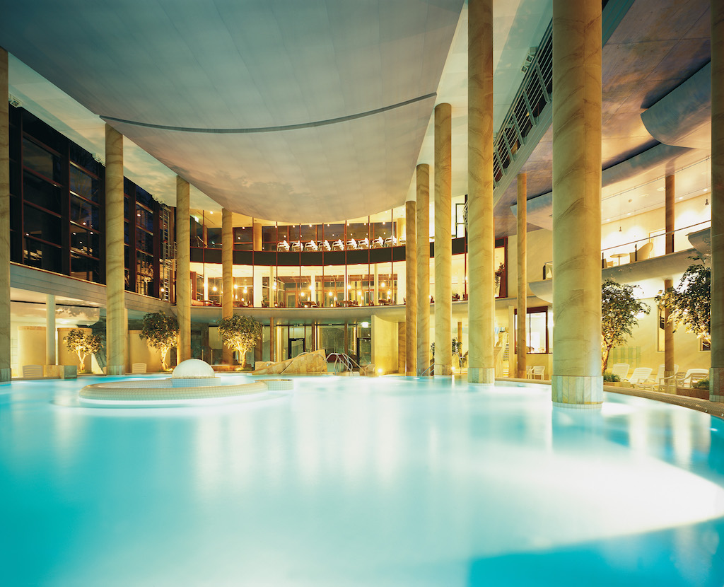 The Top 10 Spas And Wellness Centres In Aachen