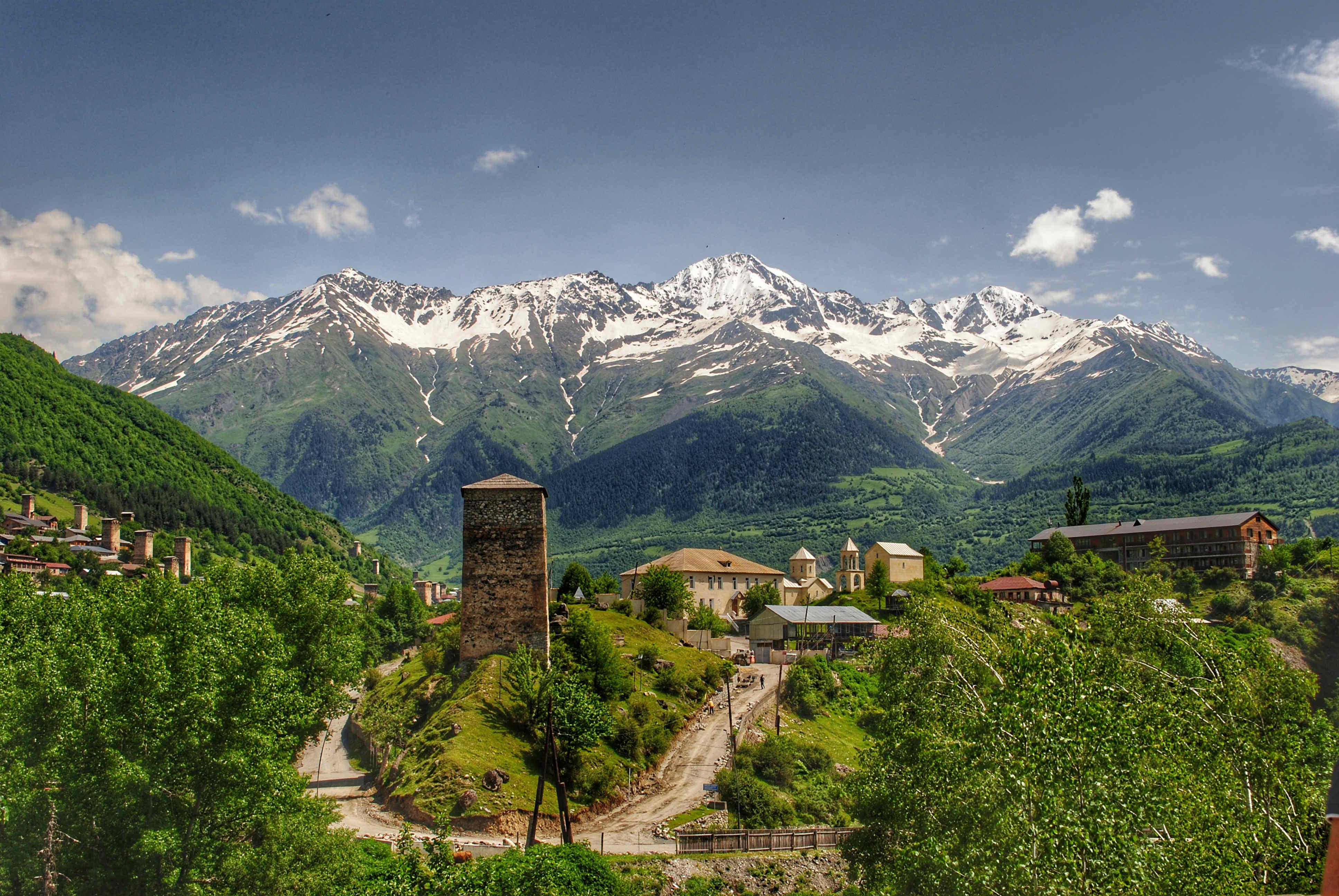 Landscape In Georgia