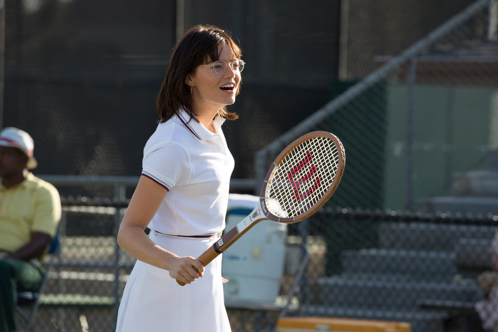 Emma Stone as Billie Jean King in 'Battle of the Sexes' | © Melinda Sue Gordon/Twentieth Century Fox Film Corporation