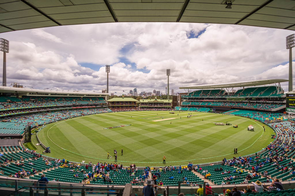Sydney Cricket Ground | © Mark Dalmunder/Flickr
