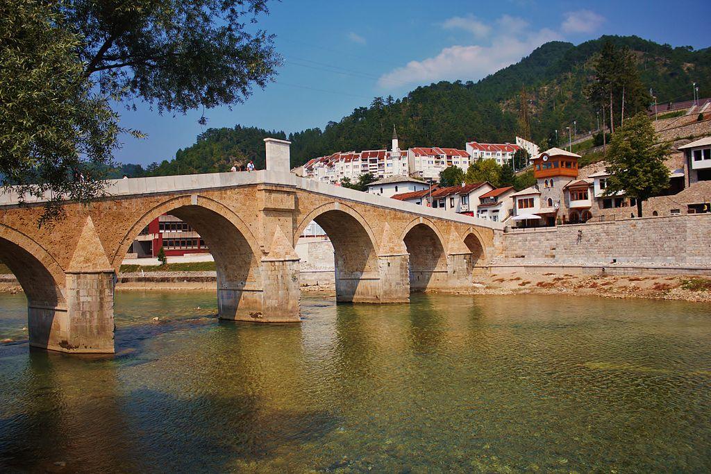Stara Cuprija is Konjic's main attraction   © InDoRoN/WikiCommons