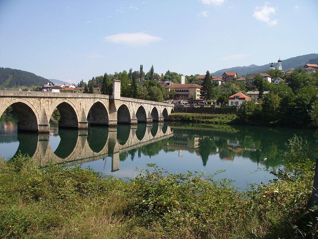 The Bridge on the Drina   © Julian Nitzsche/WikiCommons