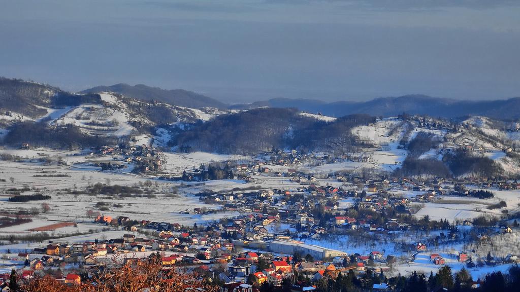 Samobor in winter | © Miroslav Vajdic/Flickr