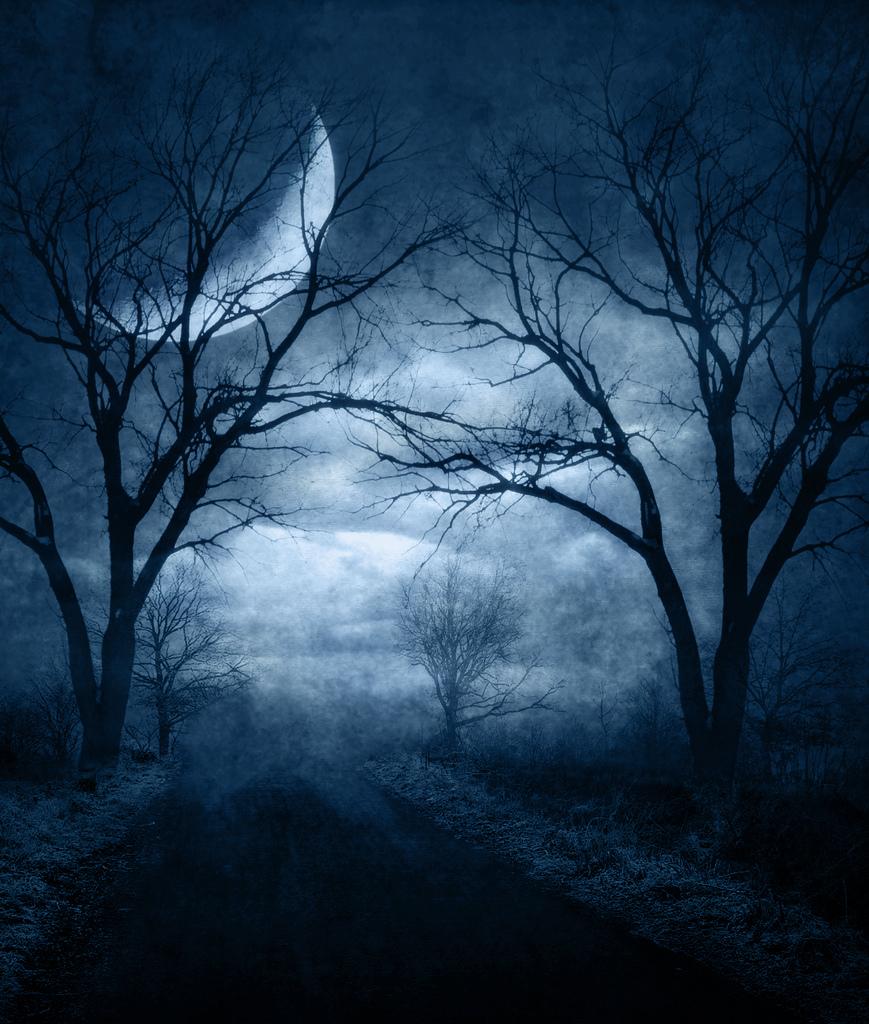Creepy Moon | © Brenda Clarke/Flickr