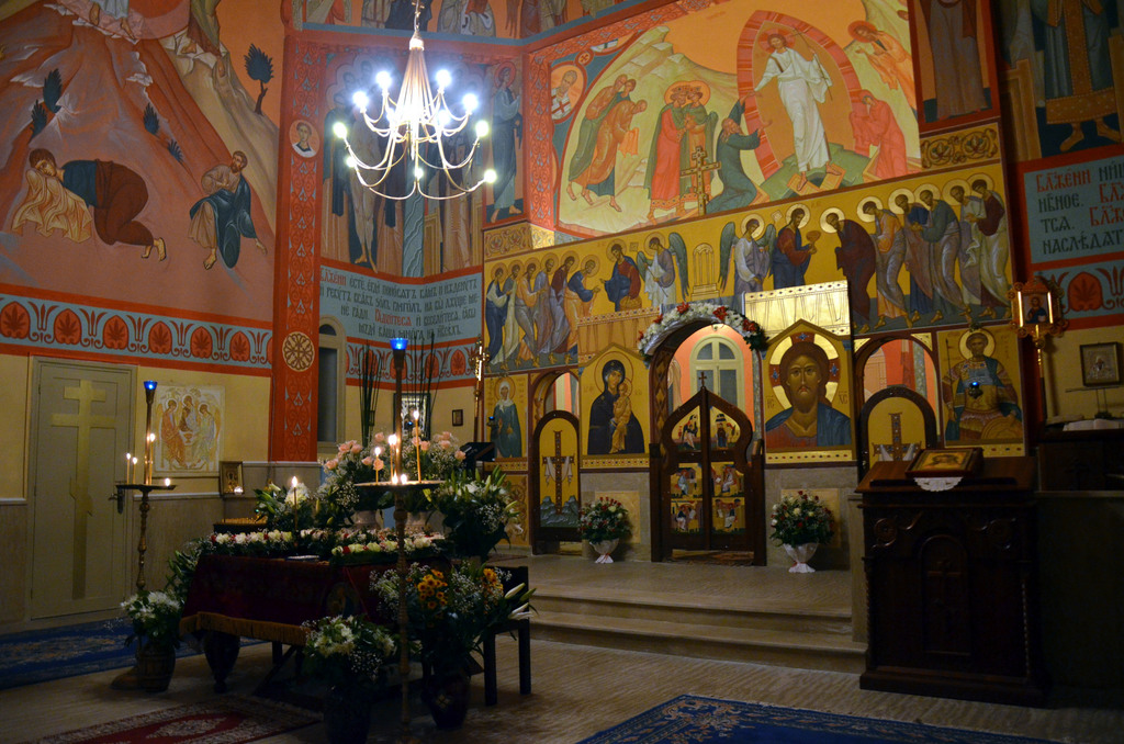 Church, Rabat