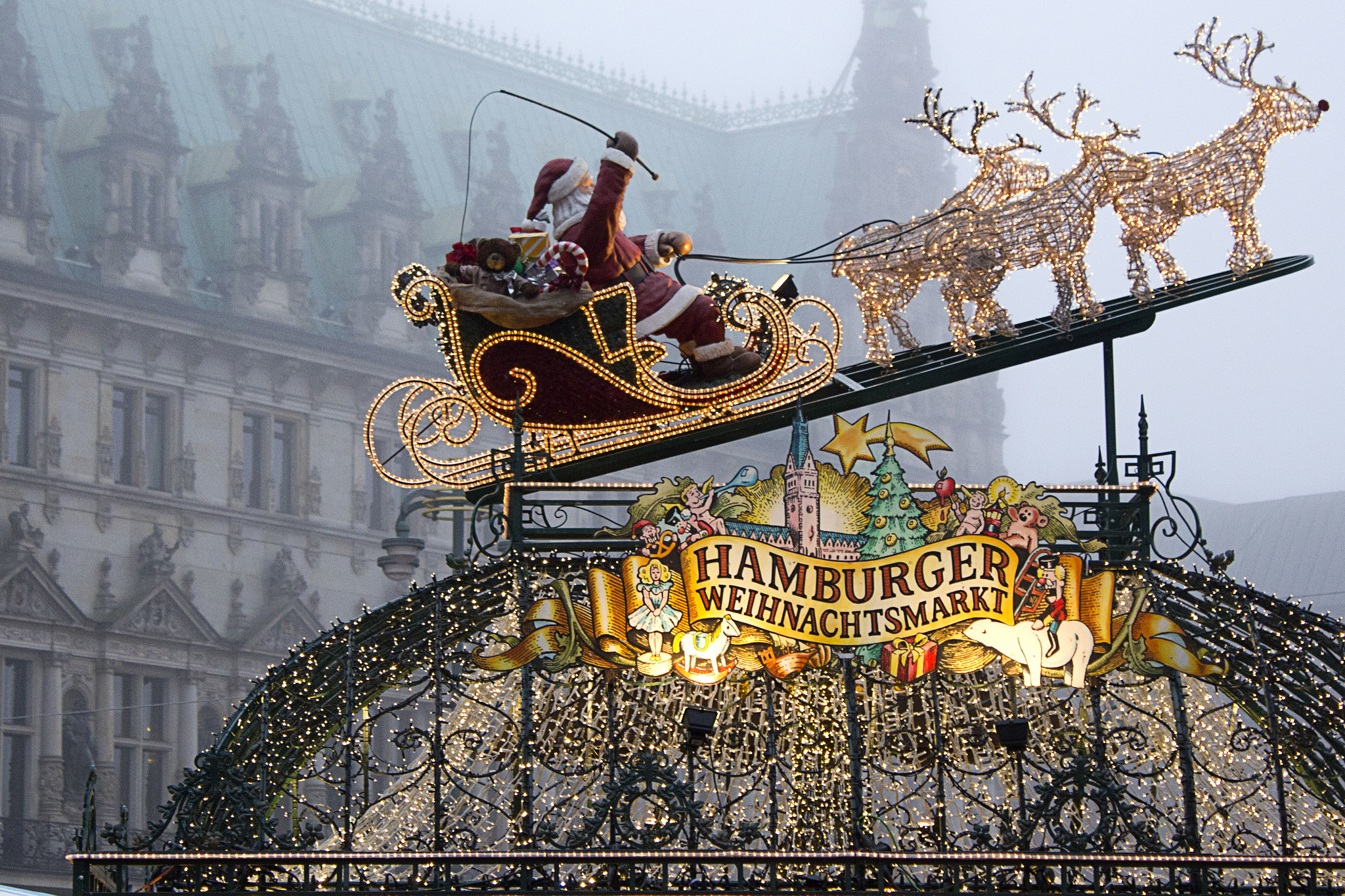 The Best Christmas Markets in Hamburg