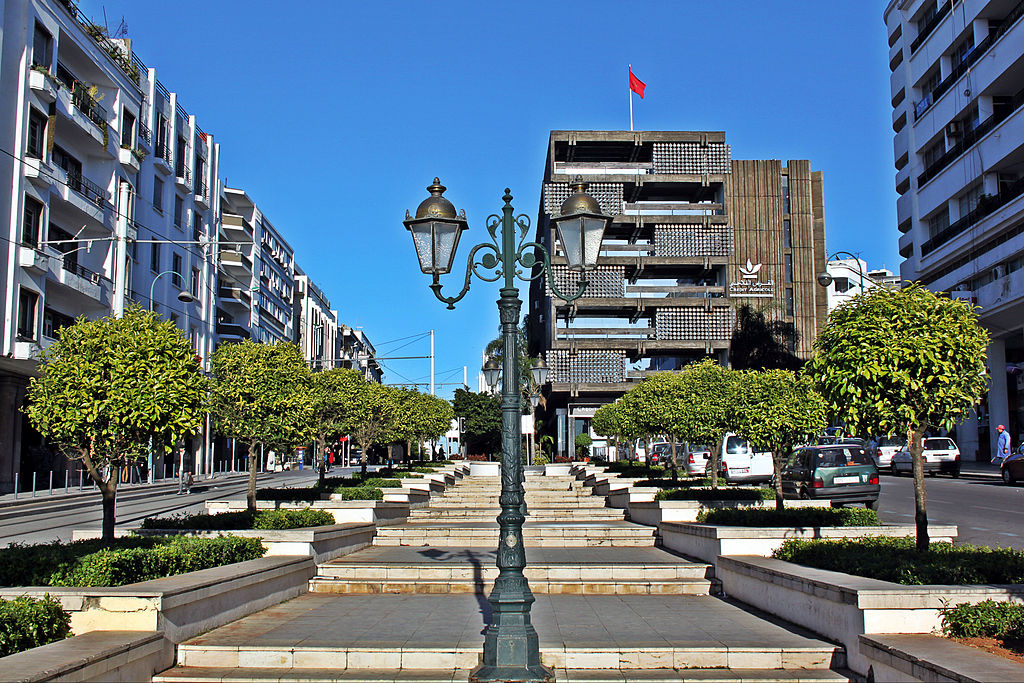 boulevard rabat