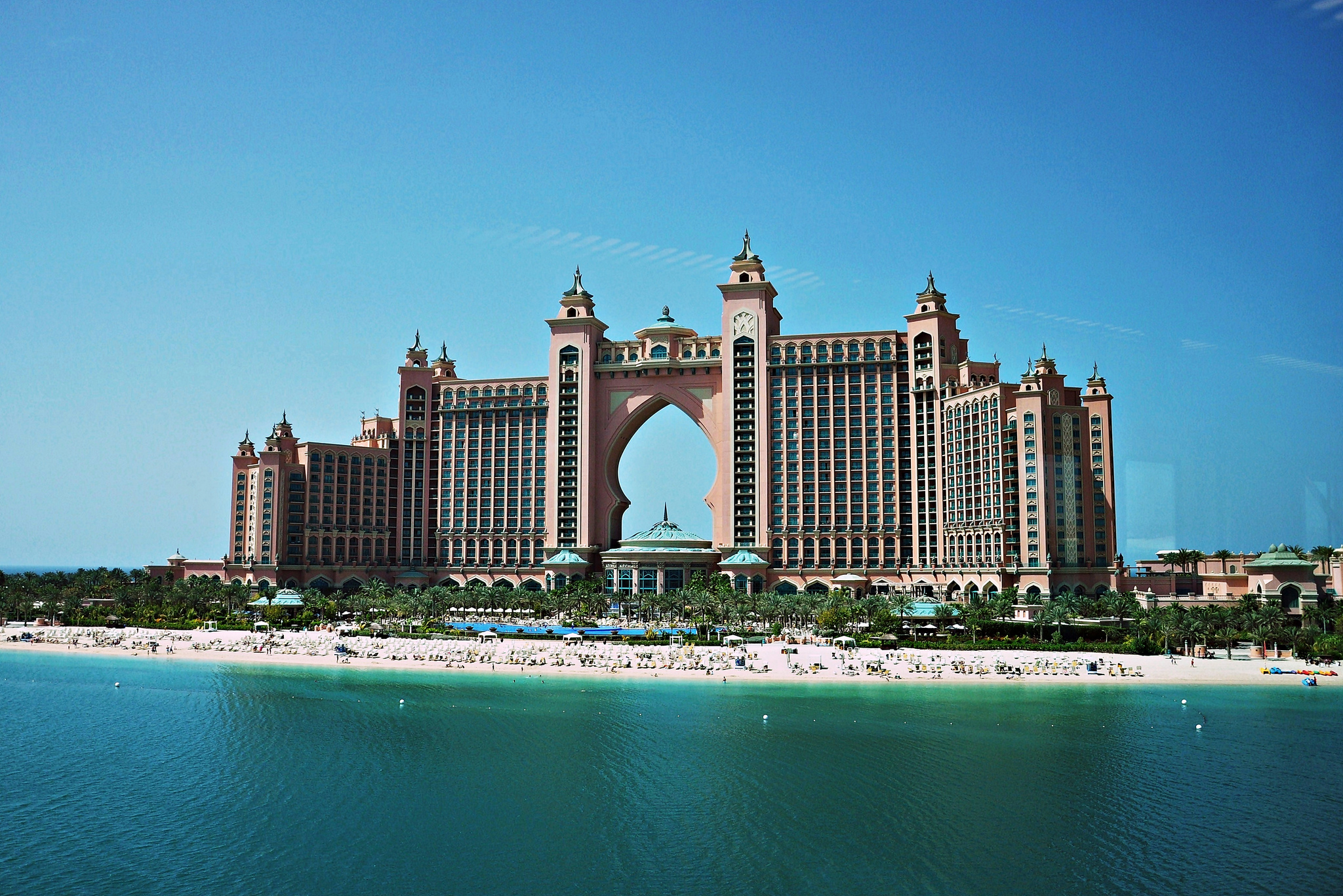 the most impressive buildings in the uae