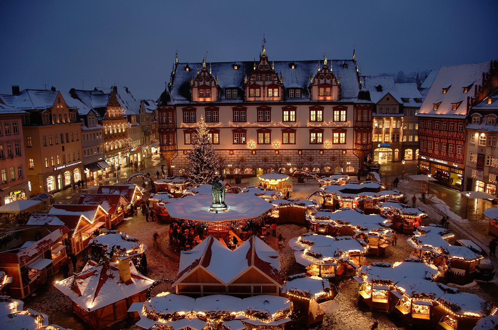 Bamberg Weihnachtsmarkt.The Best Christmas Markets In And Around Bamberg