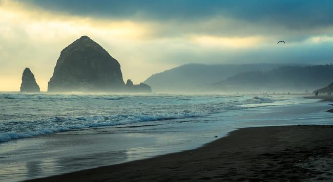 Haystack Rock | © Snappmann / Flickr