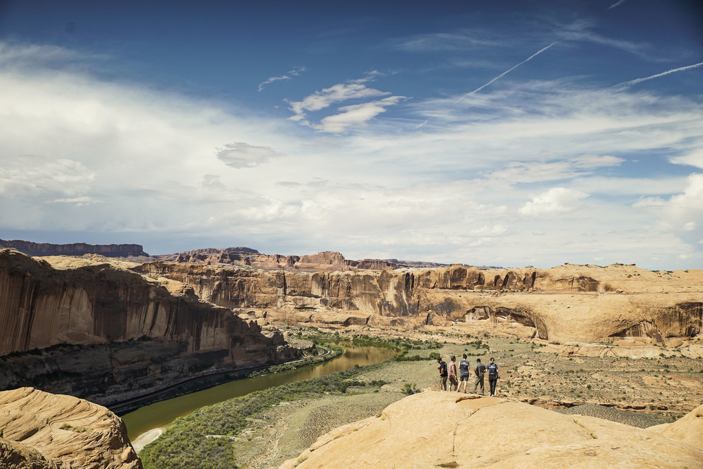 Overlooking the Colorado River | Mark Choi/ © Culture Trip