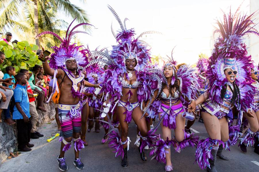 what is a junkanoo