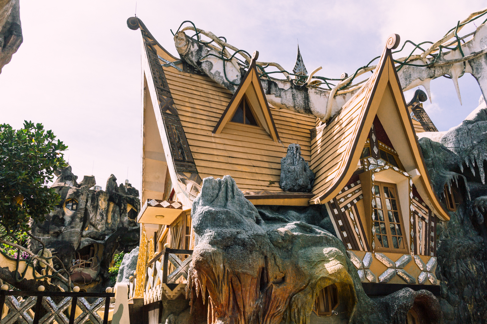 Вьетнам дом жилой комплекс купить париж