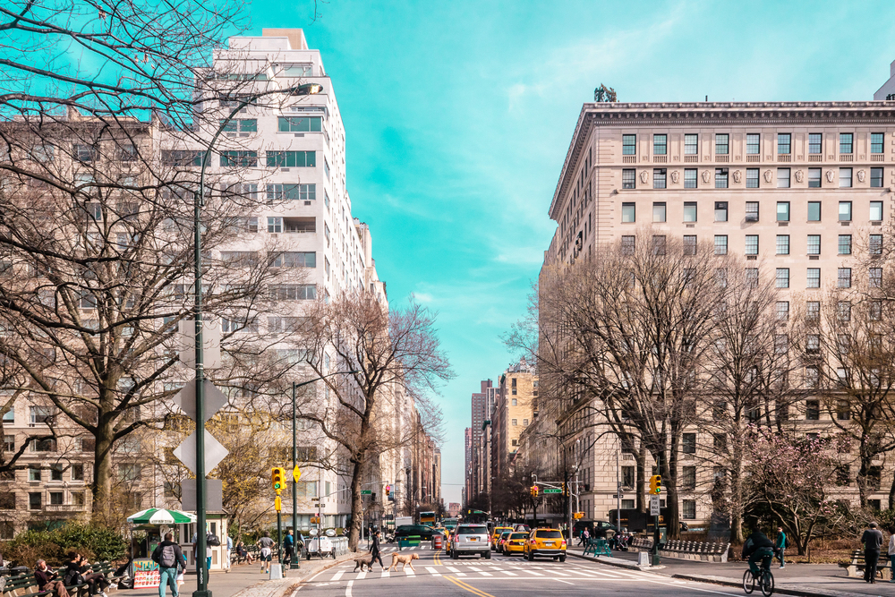 Upper East Side, NYC   © inacioluc/Shutterstock