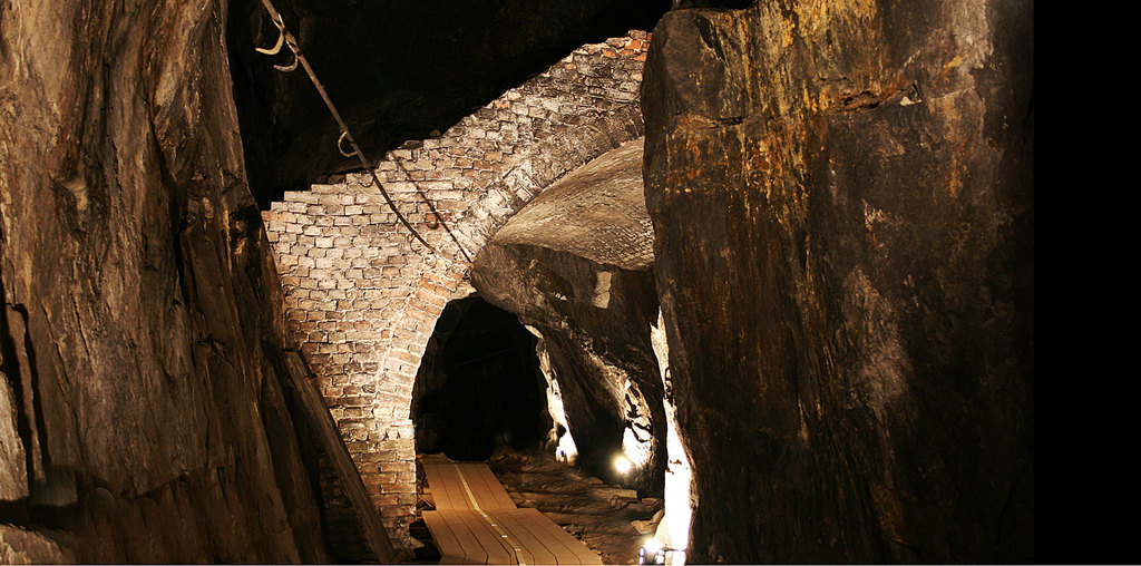 The SIlver Mines in Kongsberg | Courtesy of Norsk Bergverksmuseum