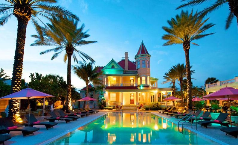Hotels In Key West >> The Best Boutique Hotels In The Florida Keys