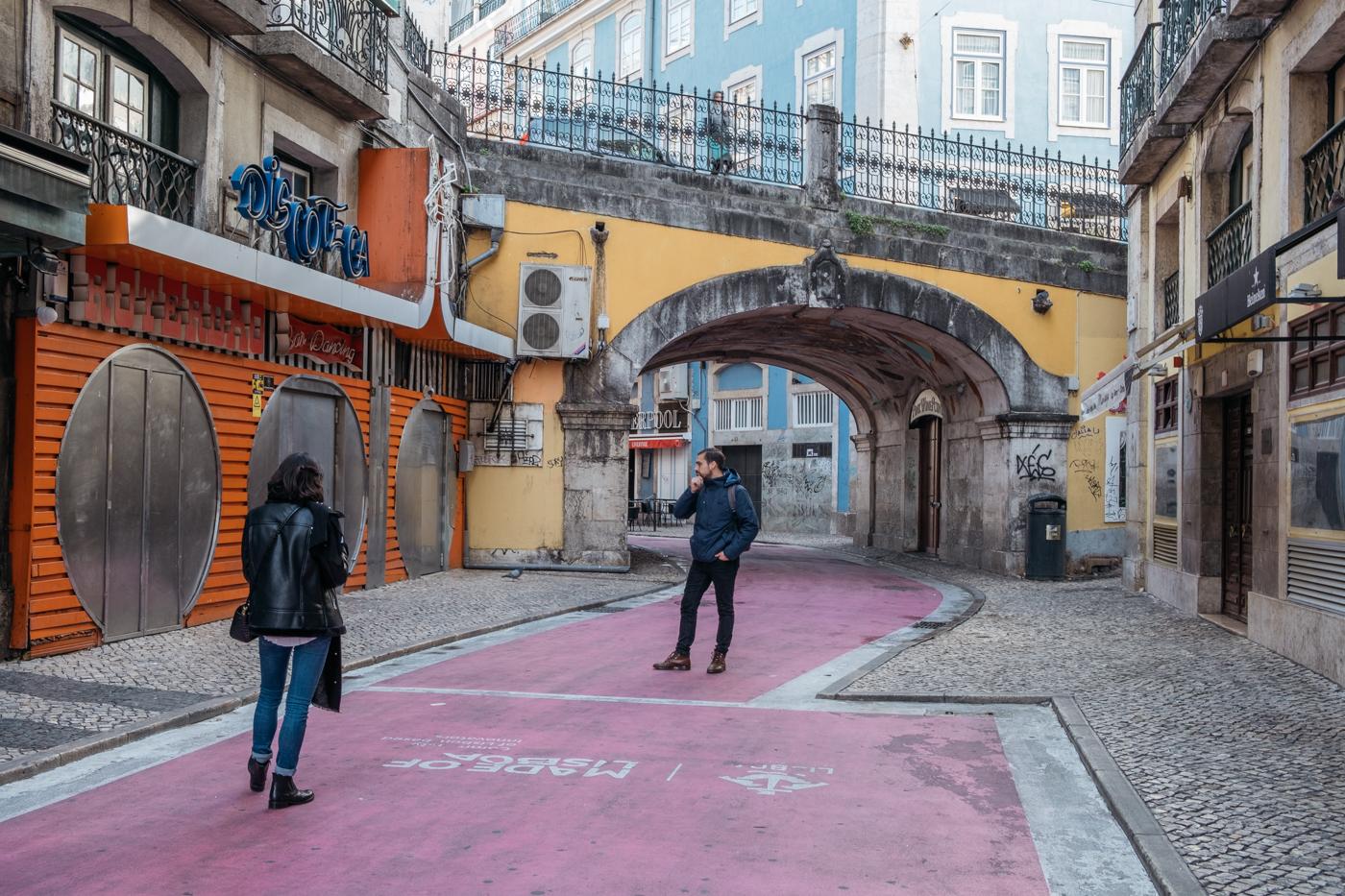 Lissabon strassenstrich Porto in